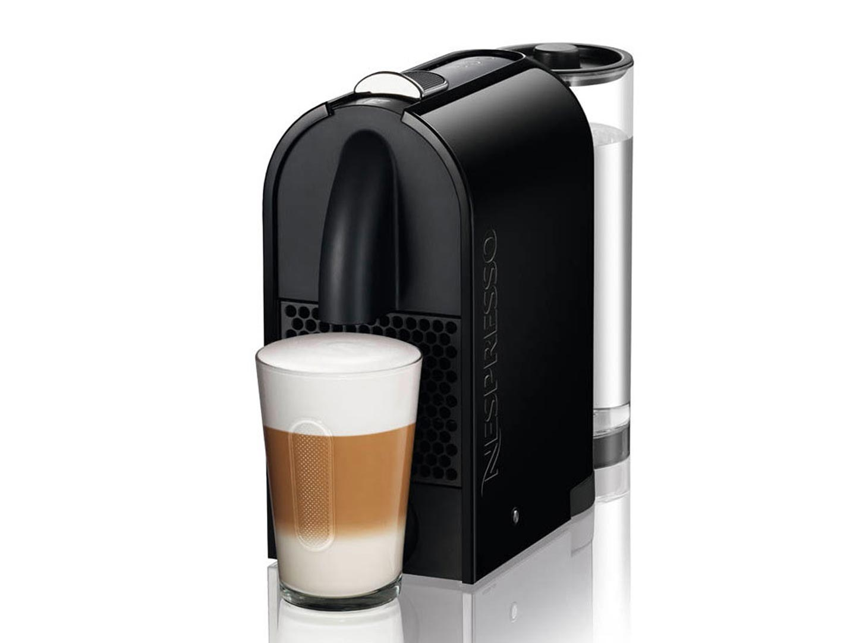 Кофемашина DeLonghi EN 110 Nespresso BlackКофеварки и кофемашины<br><br><br><br>Капсульная кофемашина Delonghi EN110B (Nespresso U) — настоящее произведение искусства! Взгляните на ее лаконичный дизайн! Ничего лишнего, но при этом каждая деталь дополняет друг друга! Идеальные линии, идеальные пропорции. С такой кофемашиной приготовление кофе — истинное удовольствие.<br><br><br>Сдержанный черный цвет корпуса этой кофеварки универсален, он гармонирует абсолютно со всеми цветами вашей кухни или вашего рабочего кабинета. Черный — это проверенная и вечно актуальная классика. Именно поэтому дизайнеры Delonghi EN110B остановили свой выбор...<br><br>Тип : капсульная кофемашина<br>Тип используемого кофе: Капсулы<br>Мощность, Вт: 1260<br>Объем, л: 0.8 л<br>Давление помпы, бар  : 19<br>Контейнер для отходов  : Есть
