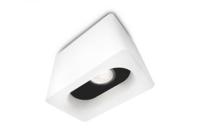 Светильник Philips Arcitone ceiling plate white 1x35W 230V, 306043116Светильники<br><br><br>Тип: потолочный<br>Диммирование: есть<br>Количество ламп: 1<br>Цоколь: GU10<br>Цвет: белый