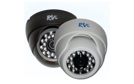 Купольная камера видеонаблюдения c ИК-подсветкой RVi-E125W (3.6 мм) белыйКамеры видеонаблюдения<br>Камера видеонаблюдения эконом-класса RVi-E125 c ИК-подсветкой предназначена для установки внутри помещений с возможностью работы при полной темноте.<br>Пластиковый корпус делает ее более дешевой, чем аналогичная камера в металлическом корпусе.<br>Высокое разрешение RVi-E125 позволит получить хорошую детализацию объекта независимо от условий наблюдения.<br><br>Тип: Купольная<br>Тип камеры: цветная<br>Тип матрицы: 1/3 цветная ПЗС-матрица нового поколения<br>Фокусное расстояние объектива: 3.6 мм<br>Горизонтальный угол обзора: 67.4°<br>Разрешение по горизонтали: 540 ТВЛ<br>Автоматическая регулировка усиления (AGC): авто<br>Дальность ИК-подсветки: До 20 м<br>Количество ИК диодов: 24
