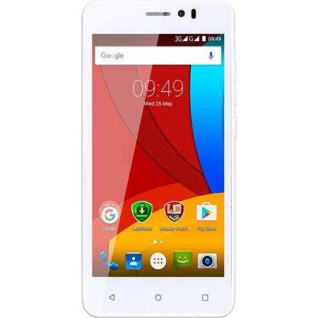 Мобильный телефон Prestigio Muze K5 5509 WhiteМобильные телефоны<br><br><br>Тип: Смартфон<br>Стандарт: GSM 900/1800/1900, 3G, 4G LTE<br>Поддержка диапазонов LTE: bands 3, 7, 20<br>Тип трубки: классический<br>Поддержка двух SIM-карт: есть<br>Операционная система: Android 5.1<br>Встроенная память: 8 Гб<br>Фотокамера: 8 млн пикс., светодиодная вспышка<br>Форматы проигрывателя: MP3<br>Спутниковая навигация: GPS