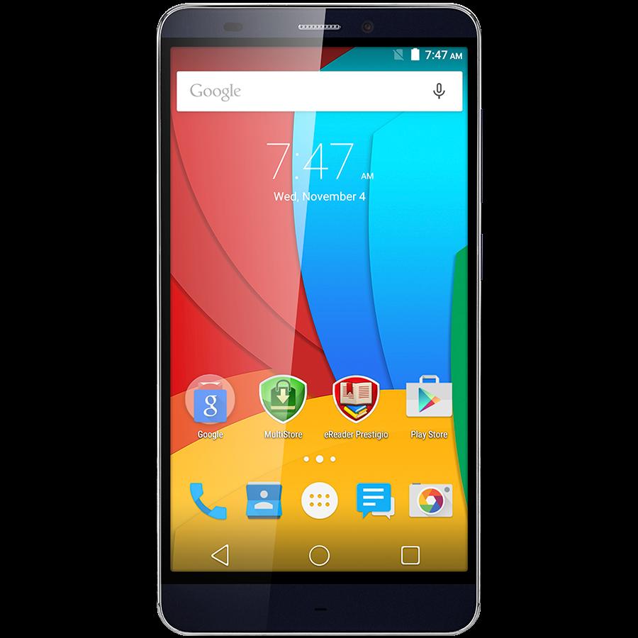 Мобильный телефон Prestigio 5551 Grace S5 LTE BlueМобильные телефоны<br><br>