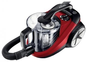 Пылесос Philips FC 8760/01Пылесосы<br><br><br>Тип: Пылесос без мешка для сбора пыли<br>Потребляемая мощность, Вт: 2000<br>Мощность всасывания, Вт: 360<br>Тип уборки: Сухая<br>Регулятор мощности на корпусе: Есть<br>Функция сбора жидкости: Нет<br>Длина сетевого шнура, м: 8<br>Фильтр тонкой очистки: Есть<br>Число ступеней фильтрации: 3<br>Пылесборник: Циклонный фильтр