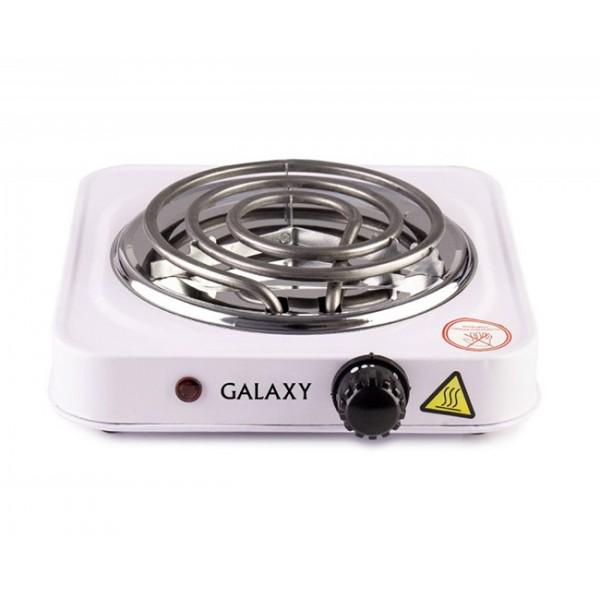 Кухонная плита Galaxy GL 3003Кухонные плиты<br>Компактная электрическая плитка Galaxy просто незаменима, когда нет возможности установить полноценную стационарную плиту, например, в общежитии, на даче или в любом другом помещении.<br><br>Какими качествами обладает современная электрическая плитка? Во-первых, она лёгкая и компактная, для нее всегда найдётся место. Во-вторых, она быстро нагревается и стабильно поддерживает заданную температуру. В-третьих, она экономно расходует электроэнергию.<br><br>При выборе стоит обратить внимание на мощность, количество конфорок и габариты. Габариты зависят от количества...<br><br>Тип варочной панели: электрическая<br>Тип духовки: нет<br>Ширина, см: 23<br>Число электрических конфорок: 1<br>Гриль: нет<br>Высота, см: 9<br>Глубина, см: 26