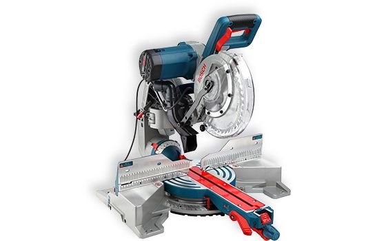 Торцовочная пила Bosch GCM 10 MX Professional [0601B29021]Пилы<br><br>
