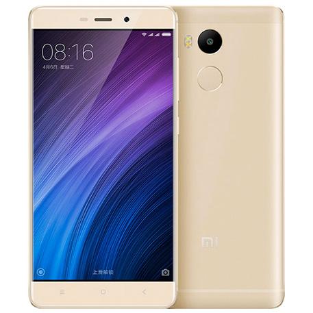 Мобильный телефон Xiaomi Redmi 4 16GB GoldМобильные телефоны<br><br>