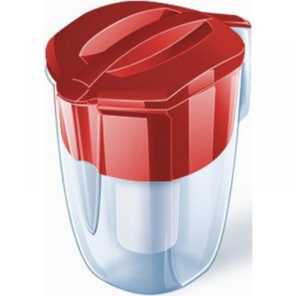 Кувшин Аквафор Кантри RedФильтры и умягчители для воды<br>Этот фильтр кувшинного типа имеет большой объем воронки и кувшина. Это позволяет пользоваться им вдали от водопровода, например на даче. Материал корпуса: SAN-пластик. Материал корпуса сменного модуля: полипропилен.<br><br>Тип: фильтр-кувшин<br>Тип фильтра: кувшин<br>Подключение к водопроводу: нет<br>Ресурс стандартного фильтрующего модуля: 300 л<br>Помпа для повышения давления: нет<br>Максимальная производительность л/мин.: 0,6