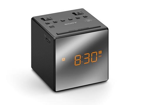 Радиобудильник Sony ICF-C1T/B BlackРадиобудильники, приёмники и часы<br><br><br>Тип: Радиобудильник<br>Тип тюнера: Аналоговый<br>Диапозон частот: FM, СВ<br>Часы: Есть<br>Встроенный будильник  : Есть