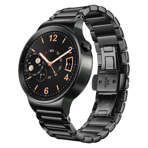 Умные часы Huawei Watch Active Black (MERCURY-G01)