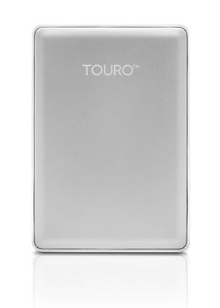 Внешний жесткий диск HGST Touro S 0S03730 USB3 1TB EXT. SilverВнешние жесткие диски<br><br>