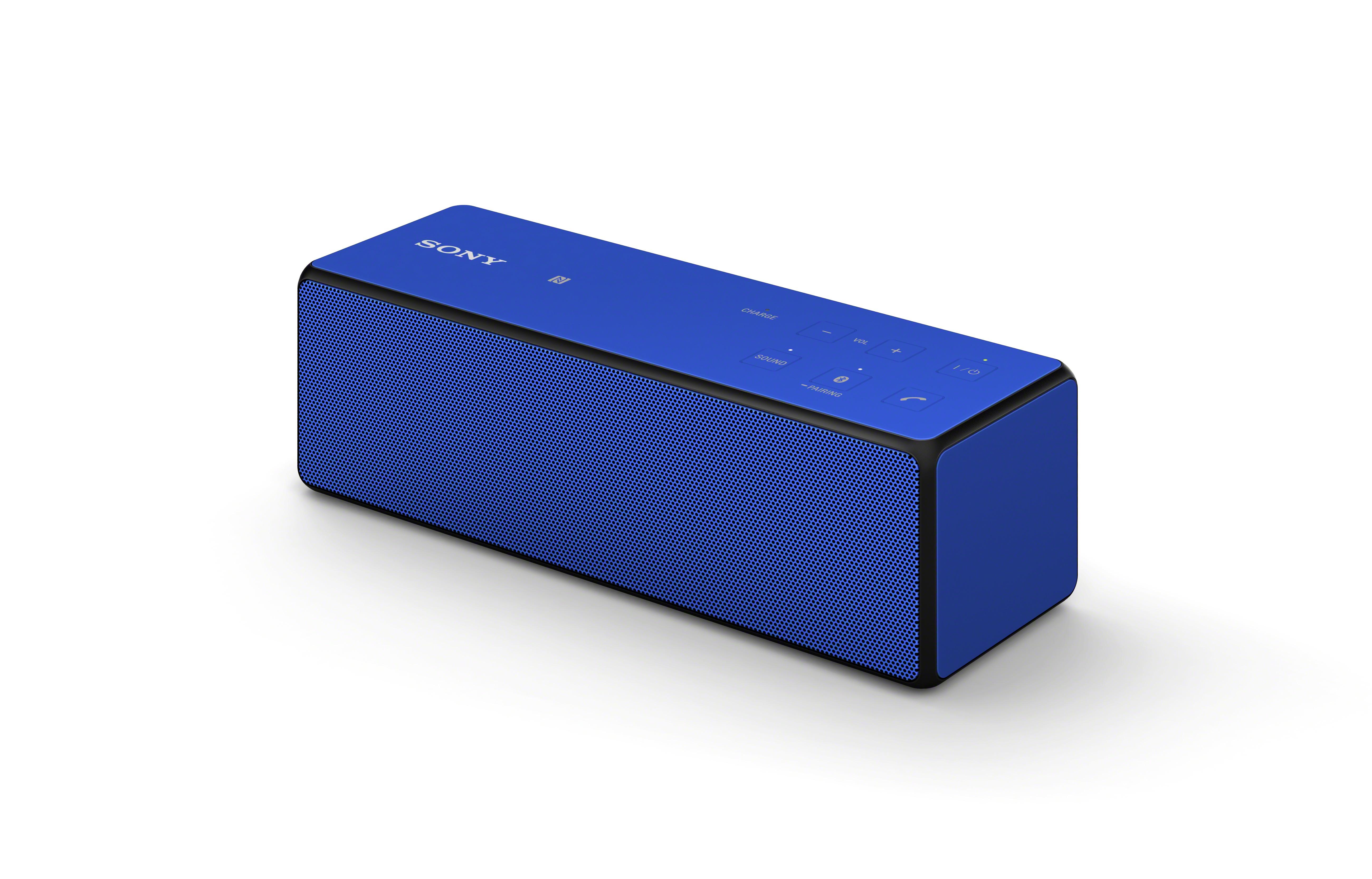 Акустическая система Sony SRS-X33 BlueАкустические системы<br><br>