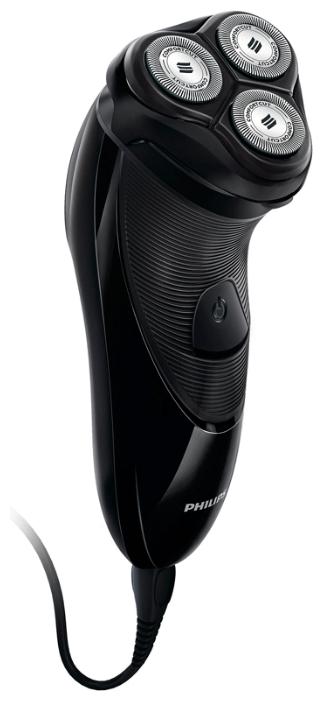 Электробритва Philips PT 711/16Электробритвы<br><br><br>Тип : Роторная электробритва<br>Количество бритвенных головок: 3<br>Плавающие головки: Есть<br>Способ бритья: Сухое<br>Скорость мотора, об/мин: н/а<br>Триммер: Нет<br>Устройство для зарядки и очистки: Есть<br>Защитная крышка: Есть<br>Нескользящая вставка на рукоятке  : Есть<br>Водонепроницаемый корпус  : Есть