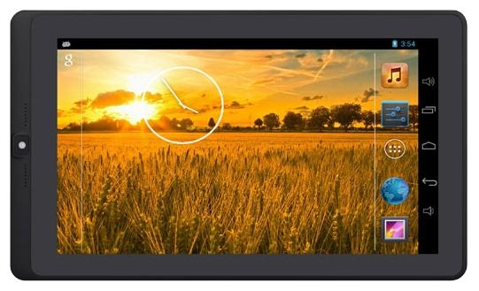 Планшет Supra M722 4GbПланшеты<br><br><br>Операционная система: Android<br>Процессор/чипсет: RockChip RK3026 1200 МГц<br>Количество ядер: 2<br>Размер оперативной памяти: 512 Мб DDR3<br>Встроенная память, Гб: 4 Гб<br>Размер экрана, дюйм: 7<br>Разрешение экрана: 800x480<br>Сенсорный экран: емкостный, мультитач<br>Поддержка Wi-Fi: есть<br>Фронтальная камера: 0.3 Мпикс.