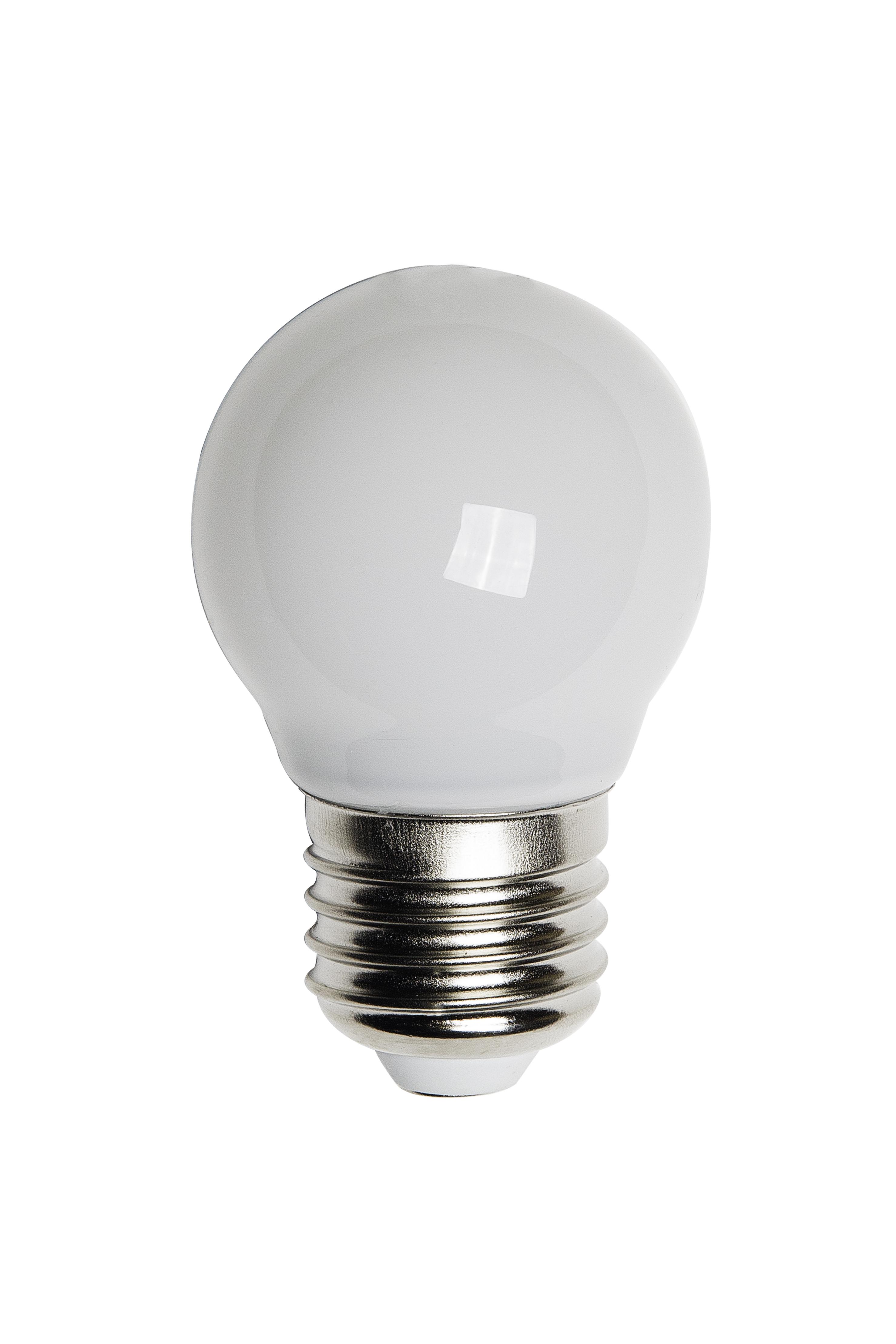 Светодиодная лампа VKlux BK-27W5G45 Millky,5Вт,3000К