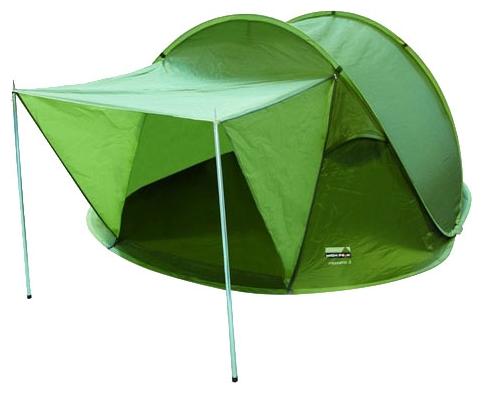 Палатка High Peak Vezzano 3 10125Палатки<br><br><br>Тип: палатка<br>Назначение: трекинговая<br>Материал: полиэстер (PU)/полиэстер (PU)<br>Количество мест: 3