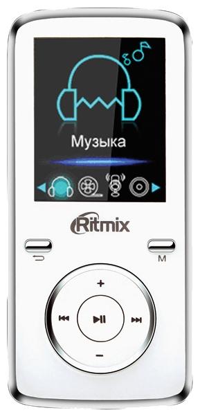 MP3 плеер Ritmix RF-4950 8Gb WhiteMP3-плееры<br><br>