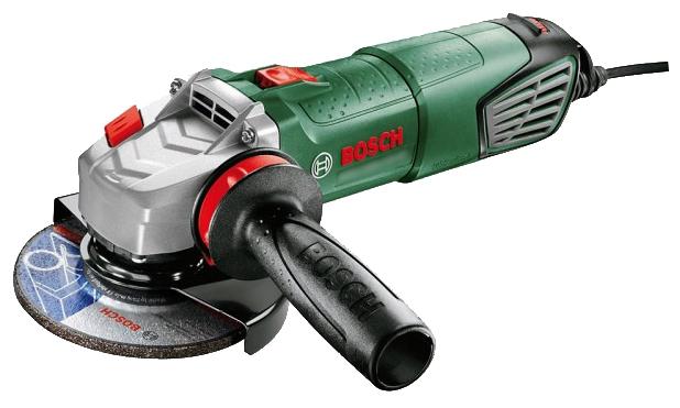 Угловая шлифмашина Bosch PWS 1300-125 CE [06033A2920]Шлифовальные и заточные машины<br><br>
