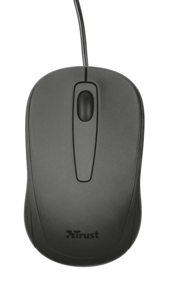 Компьютерная мышь Trust Ziva Optical Compact Mouse (21508)