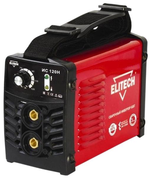Сварочный аппарат Elitech ИС 120Н