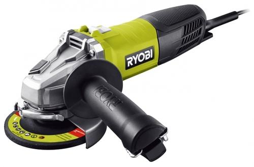 Угловая шлифмашина Ryobi RAG750-115G (3002489)Шлифовальные и заточные машины<br><br>