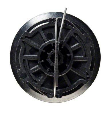 Шпулька Bosch F016800309 ART37\35 с лескойАксессуары для садовой техники<br>Шпулька для триммера Bosch ART 37 — легкая шпулька для триммеров Bosch ART 37/35 с приводом от электрических двигателей. Поставляется в комплекте с леской диаметром 2 мм и длиной 7 м.<br><br>Тип товара: Товары для газонокосилок и триммеров<br>Тип: Шпулька для триммера<br>Длина: 7 м