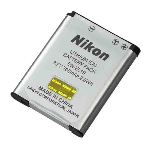 Аккумулятор  Nikon EN-EL19Аккумуляторы и з/у<br><br>