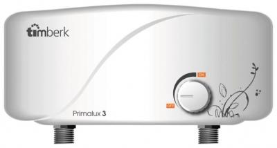 Проточный водонагреватель Timberk WHEL-7 OSCВодонагреватели<br>- Современный дизайн придаст уникальный вид интерьеру ванной комнаты или кухни<br> - Обтекаемый влагозащищенный корпус<br> - Гидравлический клапан с датчиком отключения нагрева срабатывает автоматически и отключает электропитание ТЭНа при перекрывании подачи воды или при ее отсутствии<br> - Колба из высокопрочного термопластика специальной конструкции с оребрением и утолщенными стенками увеличивает надежность прибора<br> - Укомплектован многоразовым фильтром очистки воды от мелких примесей<br> - 3 ступени мощности <br> - Модель предназначена только для использования...<br><br>Тип водонагревателя: проточный<br>Способ нагрева: электрический<br>Производительность, л/мин: 4,5<br>Номинальная мощность(кВт): 6.5<br>Управление: гидравлическое