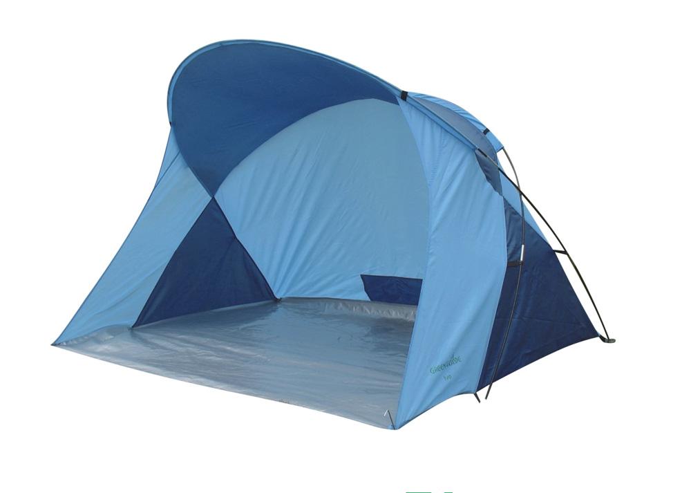 Палатка Green Glade Ivo (Evia)Палатки<br><br><br>Тип: палатка<br>Материал: полиэстер/100% армированный полиэтилен<br>Количество мест: 2