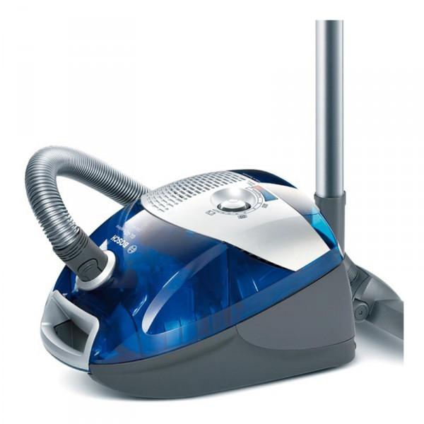 Пылесос  Bosch BSGL 32383Пылесосы<br><br><br>Тип: Пылесос<br>Потребляемая мощность, Вт: 2300<br>Тип уборки: Сухая<br>Регулятор мощности на корпусе: Есть<br>Фильтр тонкой очистки: Есть<br>Пылесборник: Мешок<br>Индикатор заполнения пылесборника: Есть