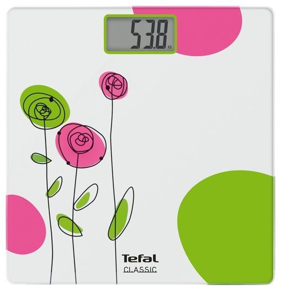 Весы Tefal PP 1113Весы<br><br><br>Тип: напольные весы<br>Тип весов: электронные<br>Предел взвешивания, кг: 160<br>Точность измерения, г: 100