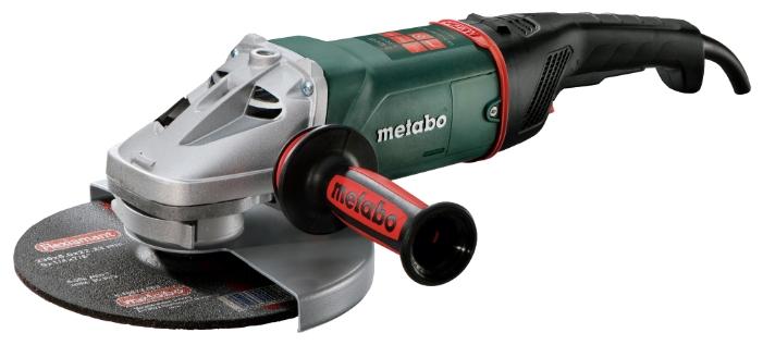 Угловая шлифмашина Metabo W 22-230 MVT [606462000]Шлифовальные и заточные машины<br>Комплект поставки:<br>- Metabo W 22-230 MVT<br>- защитный кожух<br>- антивибрационная боковая рукоятка<br>- ключ<br>- картонная коробка<br><br>Особенности модели:<br>- Долговечность - Корпус редуктора угловой шлифмашины Metabo W 22-230 MVT выполнен из алюминиевого литья под давлением. Это обеспечивает быстрый теплоотвод при работе и увеличивает срок службы.<br>- Удобство - Возможность изменения положения защитного кожуха без использования ключа делает работу с инструментом удобной.<br>- Низкий уровень вибрации - Трехпозиционная дополнительная рукоятка с антивибрационной системой Metabo VibraTech...<br>