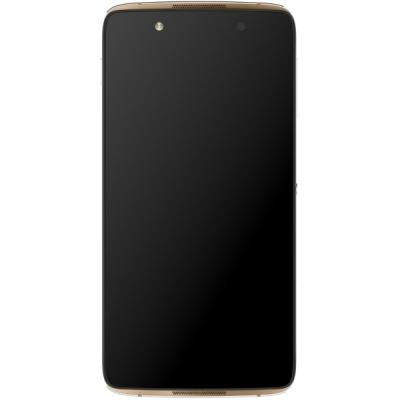 Мобильный телефон Alcatel IDOL 4 6055K GoldМобильные телефоны<br><br>