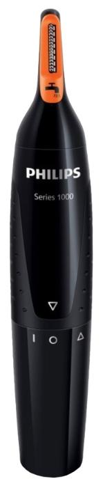 Триммер Philips NT 1150/10Машинки для стрижки и триммеры<br><br><br>Тип : Триммер<br>Возможность влажной чистки: Есть