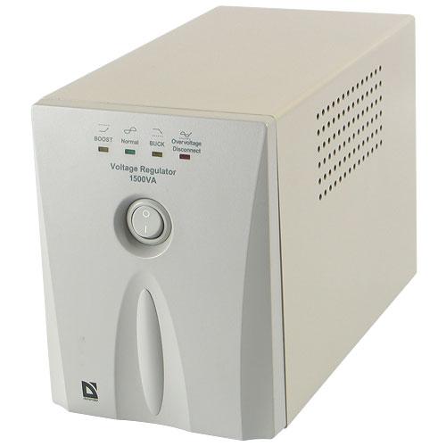 Стабилизатор напряжения Defender AVR REAL 2000Стабилизаторы напряжения<br>Defender AVR REAL&amp;nbsp;&amp;nbsp;2000 объединяет в себе два устройства: стабилизатор напряжения и сетевой фильтр. Предназначен для защиты электропитания компьютеров, периферии и другой электронной аппаратуры от длительного повышения или понижения напряжения в сети, импульсных помех, а также для защиты от высокого напряжения. Имеет функцию защиты компьютерной и телефонной сети.<br>Стабилизатор напряжения Defender AVR REAL автоматически уменьшает повышенное и увеличивает пониженное напряжение до уровня, наиболее подходящего для вашего оборудования. В случае опасного...<br><br>Тип: стабилизатор напряжения<br>Максимальная выходная мощность, Вт: 1000<br>Максимальная рассеиваемая энергия: 320 Дж<br>Длина шнура, м: 1