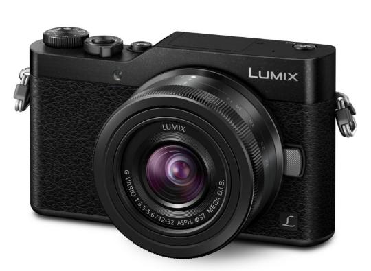 Цифровой фотоаппарат Panasonic DC-GX800KEEK