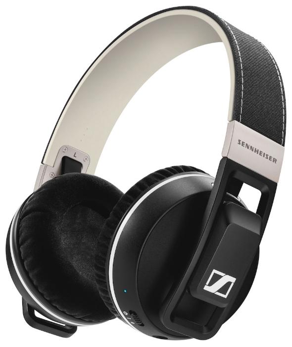 Наушники Sennheiser URBANITE XL WIRELESSНаушники и гарнитуры<br><br><br>Тип: наушники<br>Вид наушников: Накладные<br>Тип подключения: Беспроводные<br>Канал передачи данных: Bluetooth<br>Радиус действия: 10м<br>Микрофон: есть