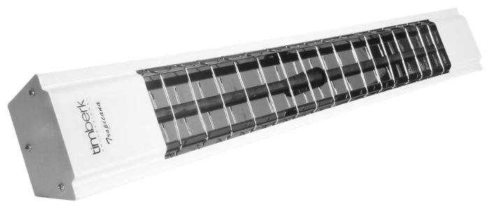 Обогреватель Timberk TCH A3 1000Обогреватели<br>- Возможность подключения пульта дистанционного управления TMS 08.CH*<br>- Возможность подключения комнатного термостата TMS.09CH или TMS 10.CH**<br>- Великолепный дизайн и исполнение - редкость среди профессиональных приборов, специализирующихся, как правило, на надежности<br>- Крашеный корпус для бытового применения, стойкий к воздействию среды<br>- Компактный размер<br>- Рефлектор с высочайшим коэффициентом отражения<br>- Повышенная экономия расхода электроэнергии<br>- Потолочный и ограниченный настенный монтаж<br>- По стандартам лидера мировой индустрии ИК-обогревателей...<br><br>Тип: инфракрасный<br>Серия: A3: Tropicana<br>Управление: механическое<br>Настенный монтаж: есть<br>Напольная установка: есть<br>Напряжение: 220/230 В<br>Габариты: 93.5x11x5 см