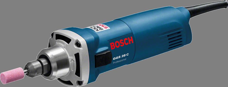Прямая шлифмашина Bosch GGS 28 C [0601220000]Шлифовальные и заточные машины<br><br>