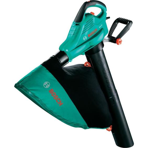 Садовый пылесос Bosch ALS 30 [06008A1100]Садовые пылесосы<br><br><br>Тип: садовый пылесос<br>Потребляемая мощность, Вт: 3000<br>Скорость потока воздуха: 280-300 км/ч<br>Коэффициент измельчения: 10:1<br>Объём травосборника, л: 45