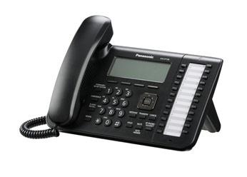 IP телефон Panasonic KX-UT136RU-BSIP-телефоны<br><br>