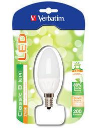 Светодиодная лампа Verbatim 52119 E14 3.8W 220v 200LM 2700K