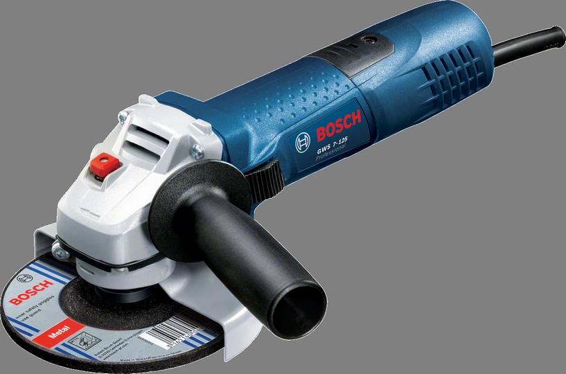 Угловая шлифмашина Bosch GWS 7-125 [0601388102]