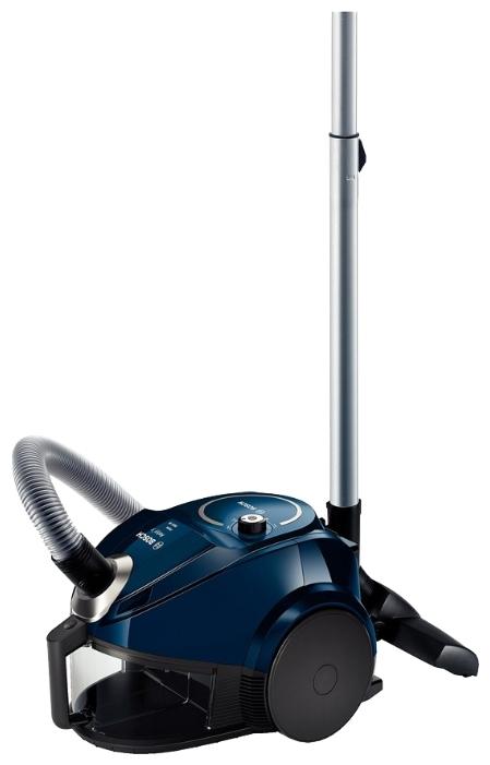 Пылесос Bosch BGS 31800Пылесосы<br><br><br>Тип: Пылесос<br>Потребляемая мощность, Вт: 1800<br>Мощность всасывания, Вт: 300<br>Тип уборки: Сухая<br>Регулятор мощности на корпусе: Есть<br>Длина сетевого шнура, м: 7.2 м<br>Фильтр тонкой очистки: Есть<br>Пылесборник: Циклонный фильтр<br>Емкостью пылесборника : 1.90 л<br>Индикатор заполнения пылесборника: Есть