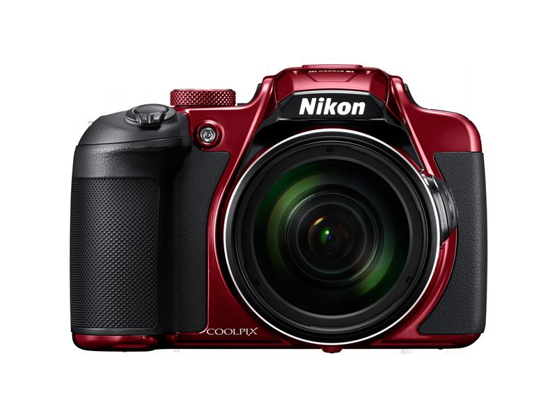 Цифровой фотоаппарат Nikon Coolpix B700 RedЦифровые фотоаппараты<br><br>