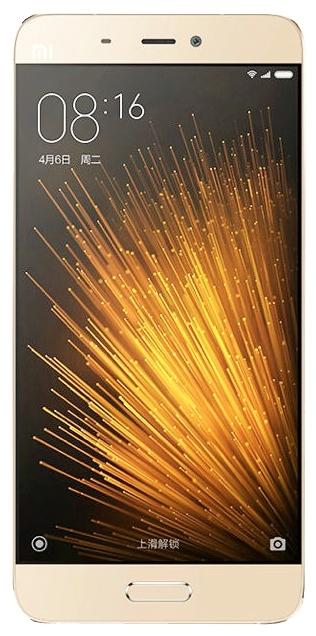 Мобильный телефон Xiaomi Mi5 32GB GoldМобильные телефоны<br><br>
