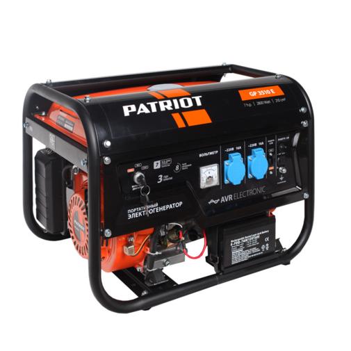 Электрогенератор Patriot GP 3510E