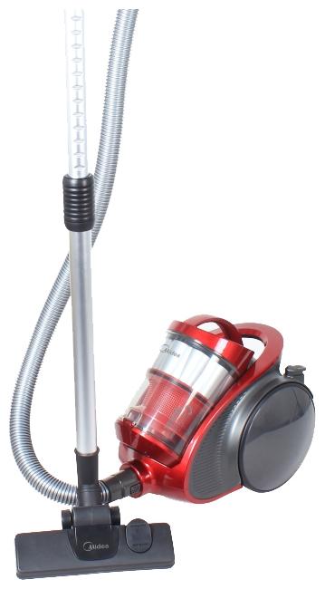 Пылесос Midea VCM38M1Пылесосы<br><br><br>Тип: Пылесос<br>Потребляемая мощность, Вт: 1800<br>Мощность всасывания, Вт: 350<br>Тип уборки: Сухая<br>Регулятор мощности на корпусе: Нет<br>Длина сетевого шнура, м: 5<br>Фильтр тонкой очистки: Есть<br>Пылесборник: Мешок<br>Емкостью пылесборника : 2 л