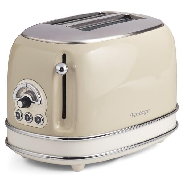 Тостер Ariete 155/13 VintageТостеры и минипечи<br>Тостер Ariete 155 – стильный прибор, с помощью которого вы сможете приготовить по-настоящему вкусные тосты. Если вам нравится итальянский винтаж, эта модель – именно то, что вы ищите. Корпус прибора металлический, тостер компактный и очень удобный. Он имеет мощность 810 Вт, чего вполне достаточно для быстрого приготовления аппетитной закуски. Вес прибора составляет меньше двух килограммов, поэтому вы сможете взять его с собой на дачу или в отпуск.<br><br>- Возможности<br>Купить Ariete 155 – получить современный тостер, который имеет самые необходимые функции. Он...<br><br>Тип: тостер<br>Мощность, Вт.: 810<br>Количество отделений: 2<br>Количество тостов: 2