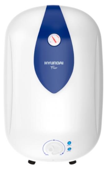 Водонагреватель  Hyundai H-SWE4-10V-UI100Водонагреватели<br>Накопительный водонагреватель Hyundai H-SWE4-10V-UI100 станет оптимальным решением для тех, кто ищет небольшой по литражу прибор для кухни или, например, для дачного домика. Выполненная для монтажа над мойкой/раковиной, данная модель не займет много места, но обеспечит быстрый нагрев воды. Стальной резервуар покрыт изнутри двойным слоем стеклофарфоровой эмали.<br><br>Тип водонагревателя: накопительный<br>Способ нагрева: электрический<br>Объем емкости для воды, л.: 10<br>Максимальная температура нагрева воды (°С): +75 °С<br>Номинальная мощность(кВт): 1.5