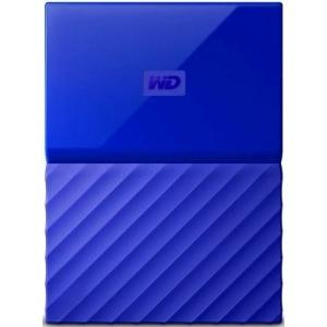 Внешний жесткий диск Western Digital My Passport Ultra 2TB WDBUAX0020BBL-EEUE BlueВнешние жесткие диски<br><br>