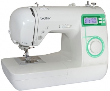 Швейная машина Brother ML-750Швейные машины<br>Brother ML 750: интересно, полезно, увлекательно.<br><br><br> Шитье &amp;mdash; занятие интересное, полезное и очень увлекательное! Вы пока сомневаетесь в этом? Тогда вы точно еще не имели дела со швейной машиной Brother ML 750! Электронное управление, 70 швейных операций, плавный ход, возможность работы с любыми тканями — с такими характеристиками и возможностями ML 750 творит настоящие чудеса!<br><br><br><br> Теперь вы понимаете, что шитье — это по-настоящему увлекательное занятие? Ведь с такой машинкой вы можете делать абсолютно все, начиная от простого ремонта одежды и заканчивая созданием...<br><br>Тип: электронная<br>Тип челнока: ротационный горизонтальный<br>Количество швейных операций: 70<br>Выполнение петли: автомат<br>Число петель: 7<br>Регулировка давления лапки на ткань: есть<br>Регулировка скорости шитья: ступенчатая<br>Автоматическая остановка иглы в верхнем положении: есть<br>Автоматический подъем лапки: есть<br>Дисплей: есть
